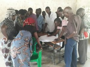 The Development Desk of Karonga Diocese  Engages Chakwela Village in Participatory Needs Assessment