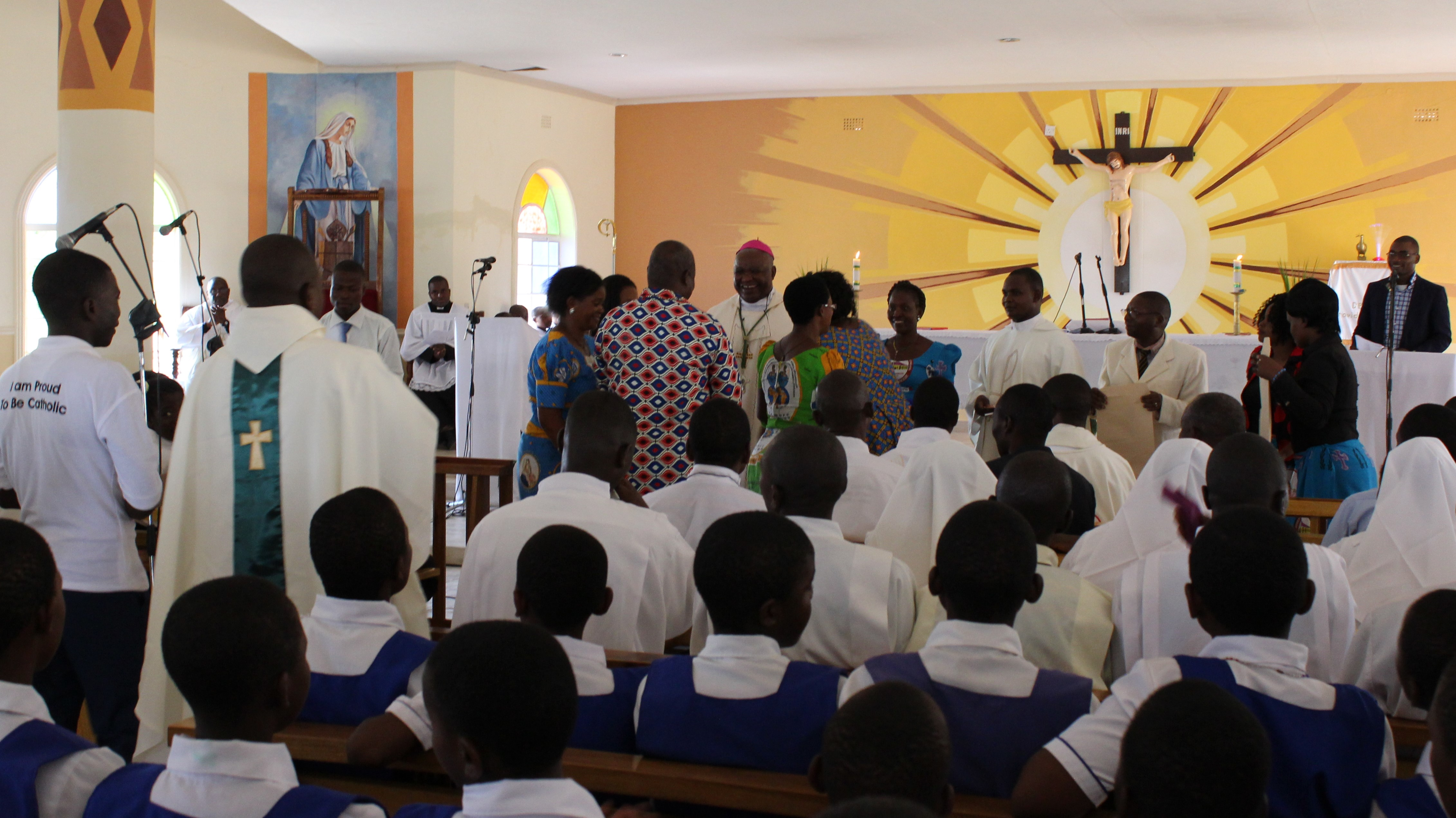 "Bishop Mtumbuka Proclaims 2017-18 ""Year of My Small Christian Community"""