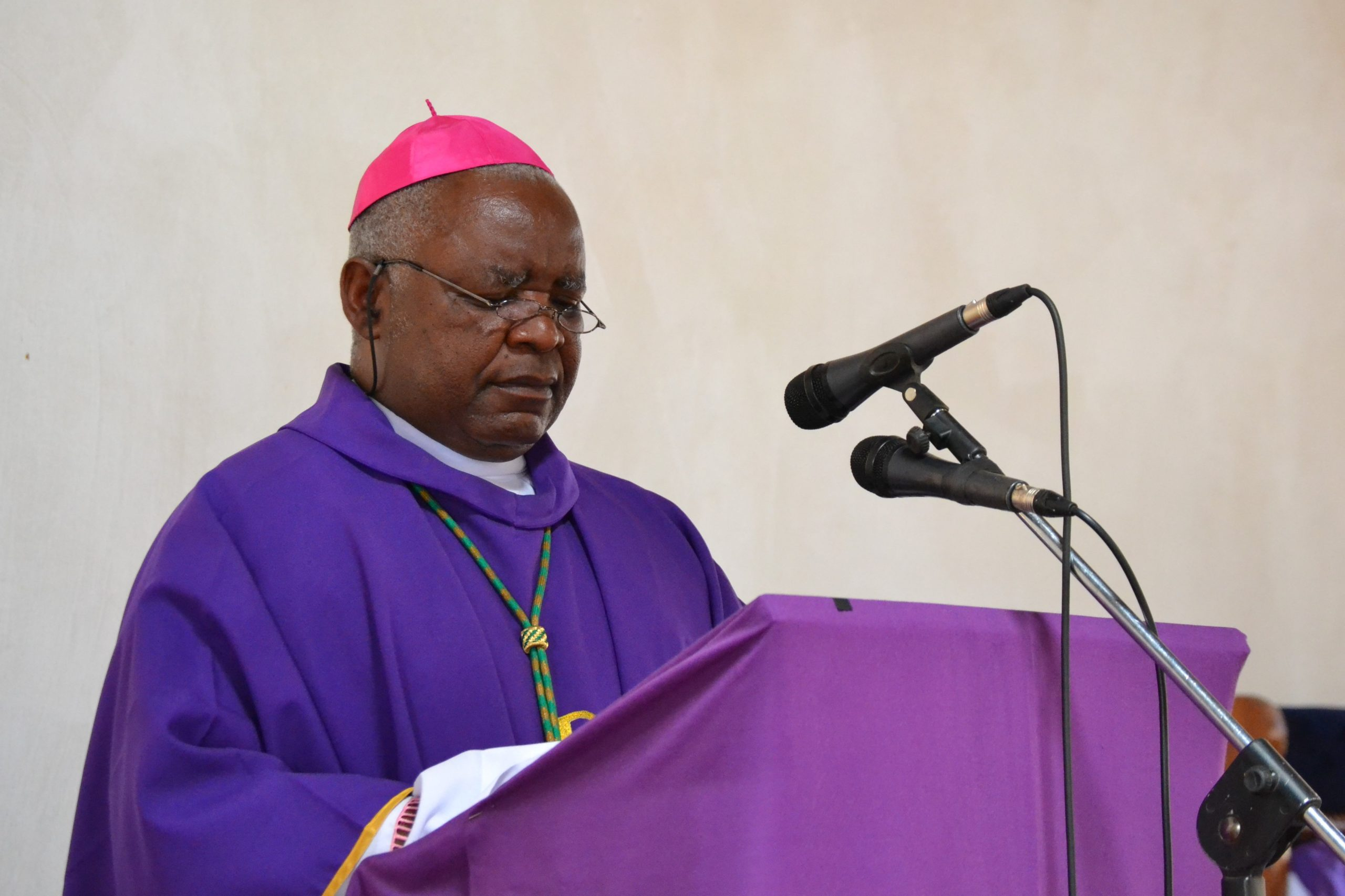 Bishop Mtumbuka Urges Christians to Assess Their Encounter with Christ
