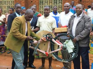 Karonga Diocese Donates Assorted Items to Mpherembe Parish