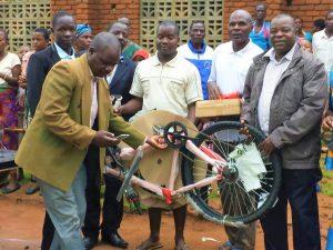 Karonga Diocese Donates Assorted Items to Mpherembe Parish