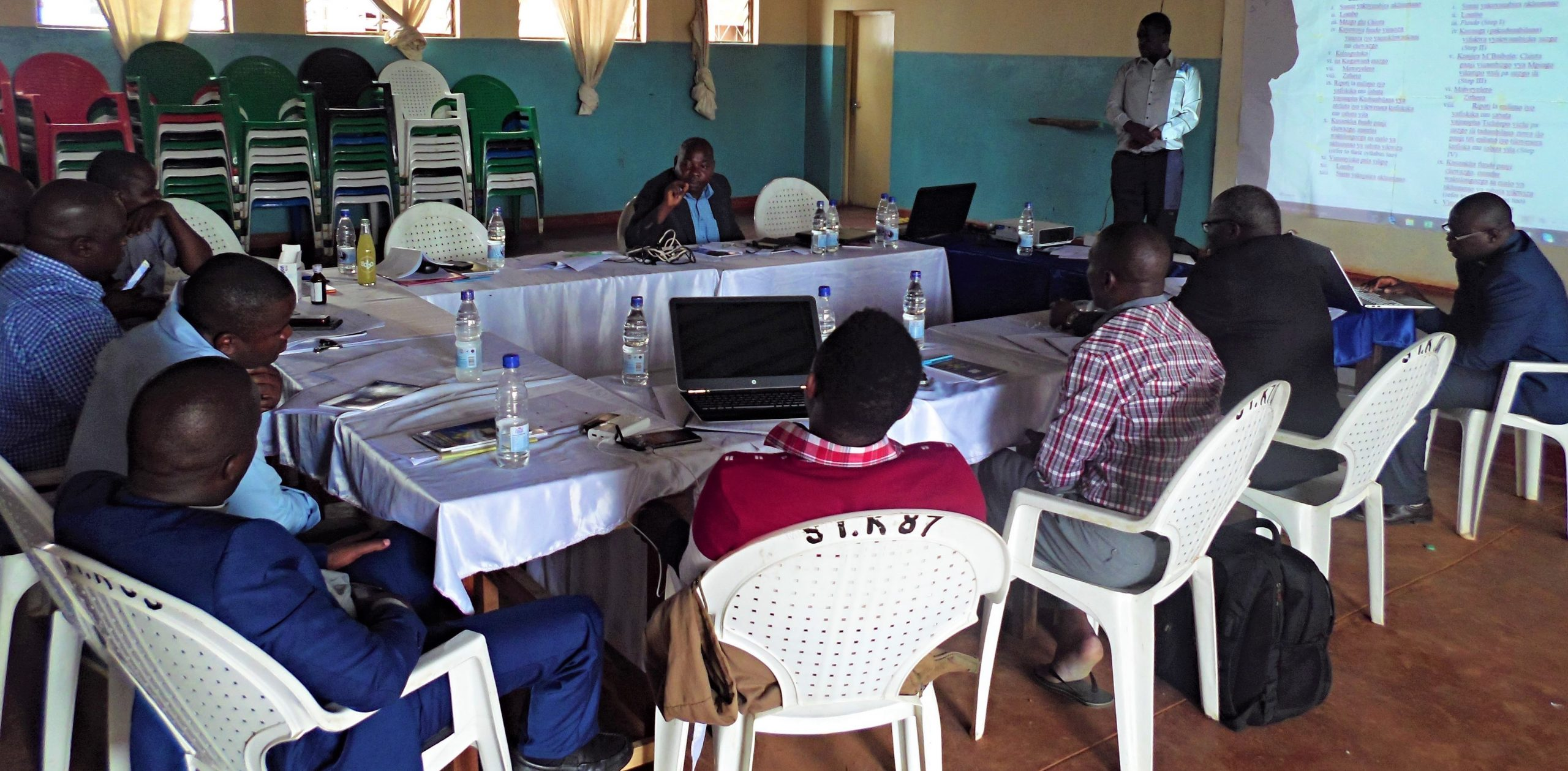 Priests Oriented on Small Christian Communities