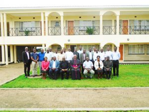 Karonga Diocese Develops Consolidated Annual Programme for 2018