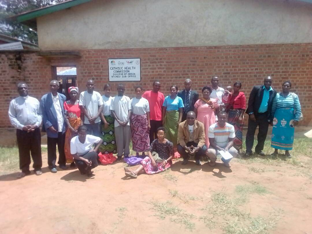 Karonga and Dedza Diocese Share Notes on Family Planning Methods