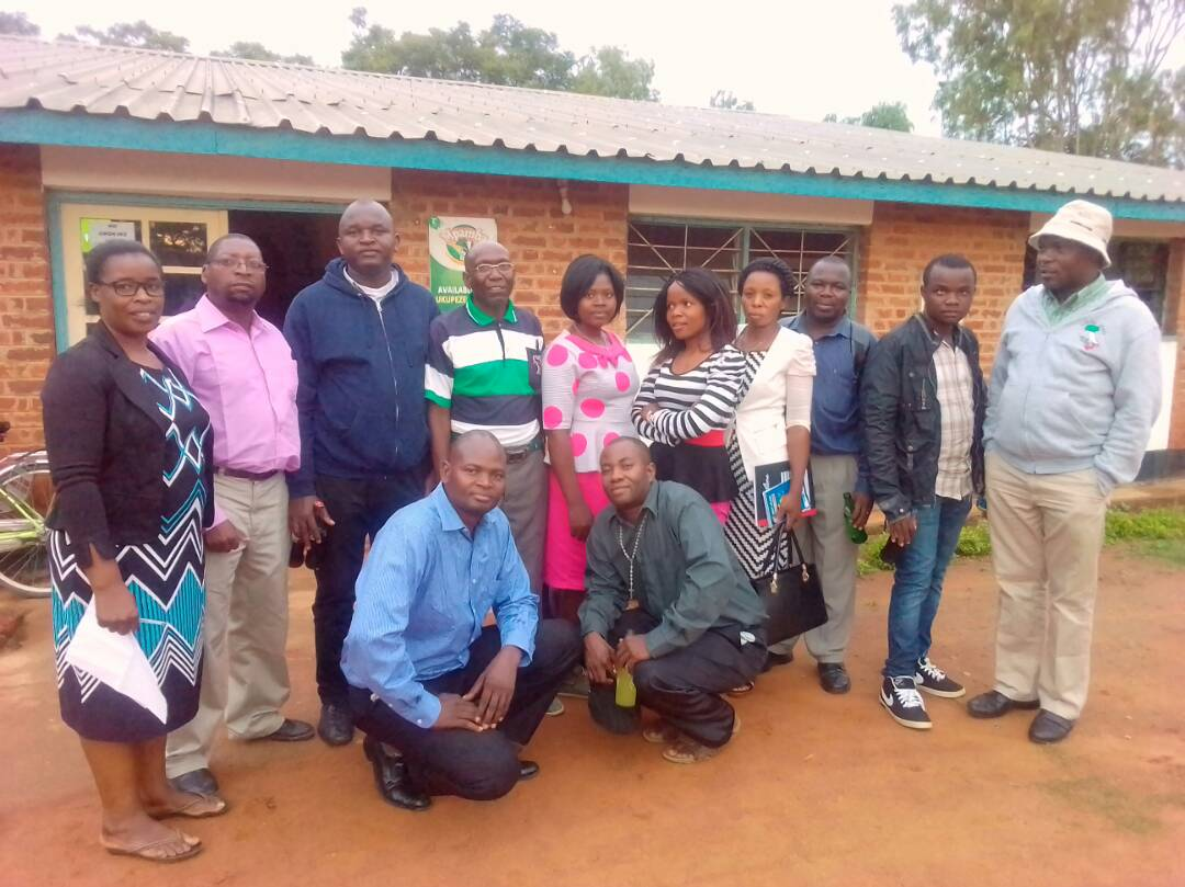 Accounts Department Trains Accounts Personnel for Parishes and Institutions