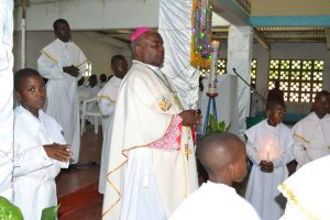Bishop Mtumbuka Encourages the Faithful to Seek God's Guidance in Their Choice of Vocations