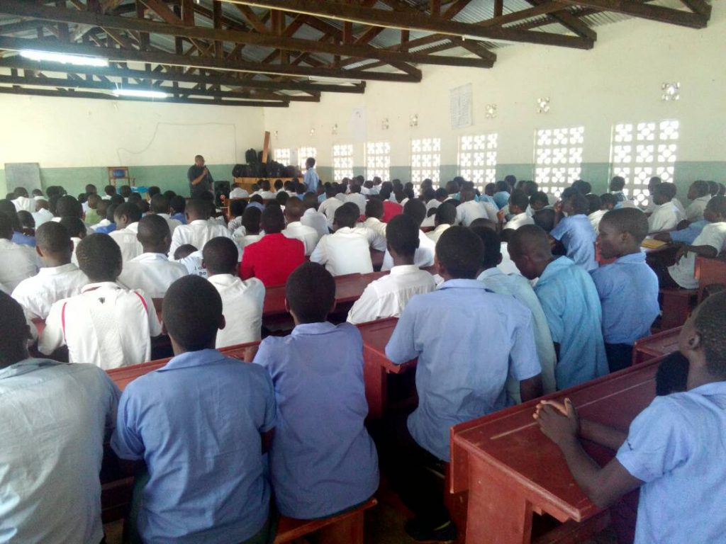 Picture of Vicar General of Karonga Diocese Urges Catholic Youth to be Exemplary