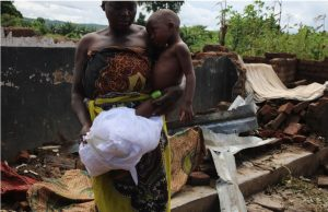 Development Desk Conducts Preliminary Assessment on the Extent of Flooding in Karonga