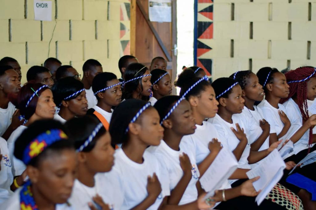 Miracle Technical Institute Choir