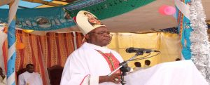 Bishop Mtumbuka Launches Kasambizgani Mitundu Yose Volume Two