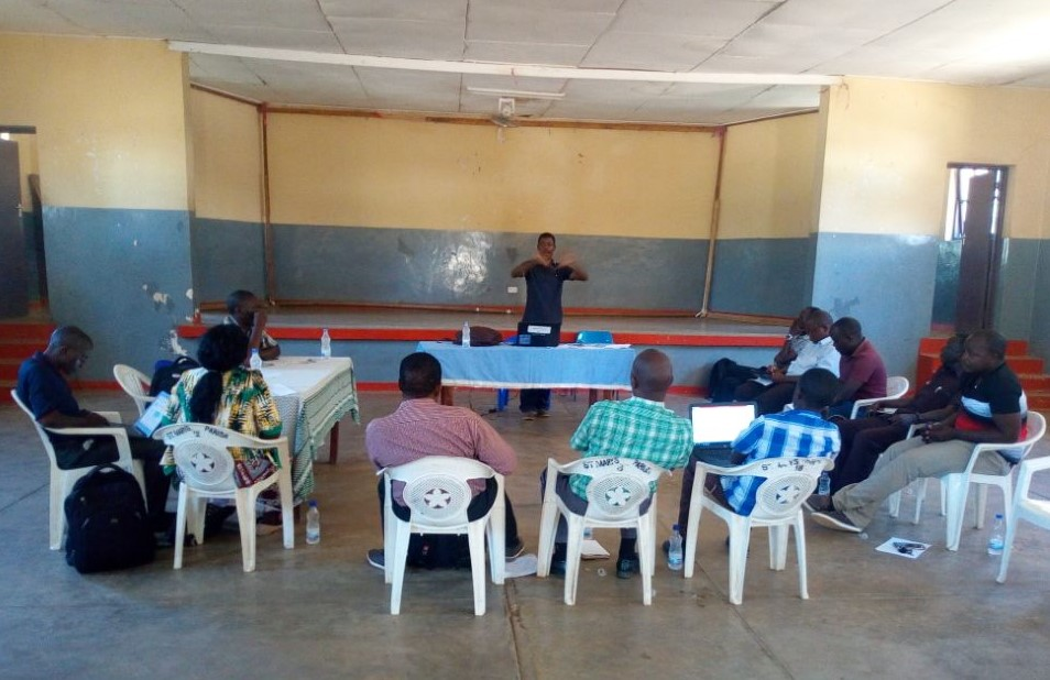 Justice and Peace Desk Drills Methodology Advisors on Elections