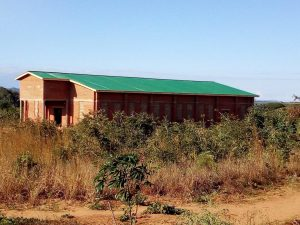Chipalanje Church Construction Progressing Well