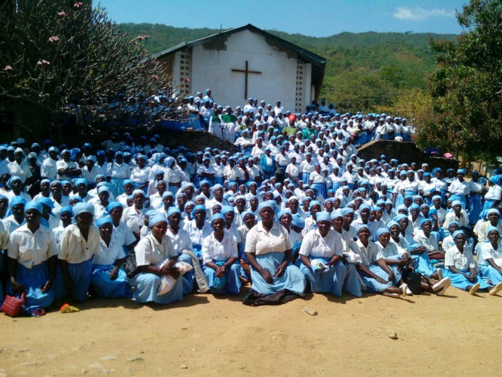 Session of Wamama Wa Chitemwano at St Francis Shrine