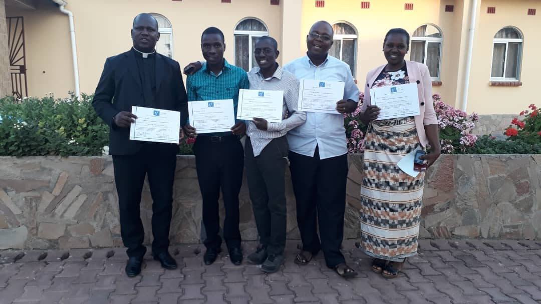 Five Delegates from Karonga Diocese Attend the School of the Faith Launch in Zambia