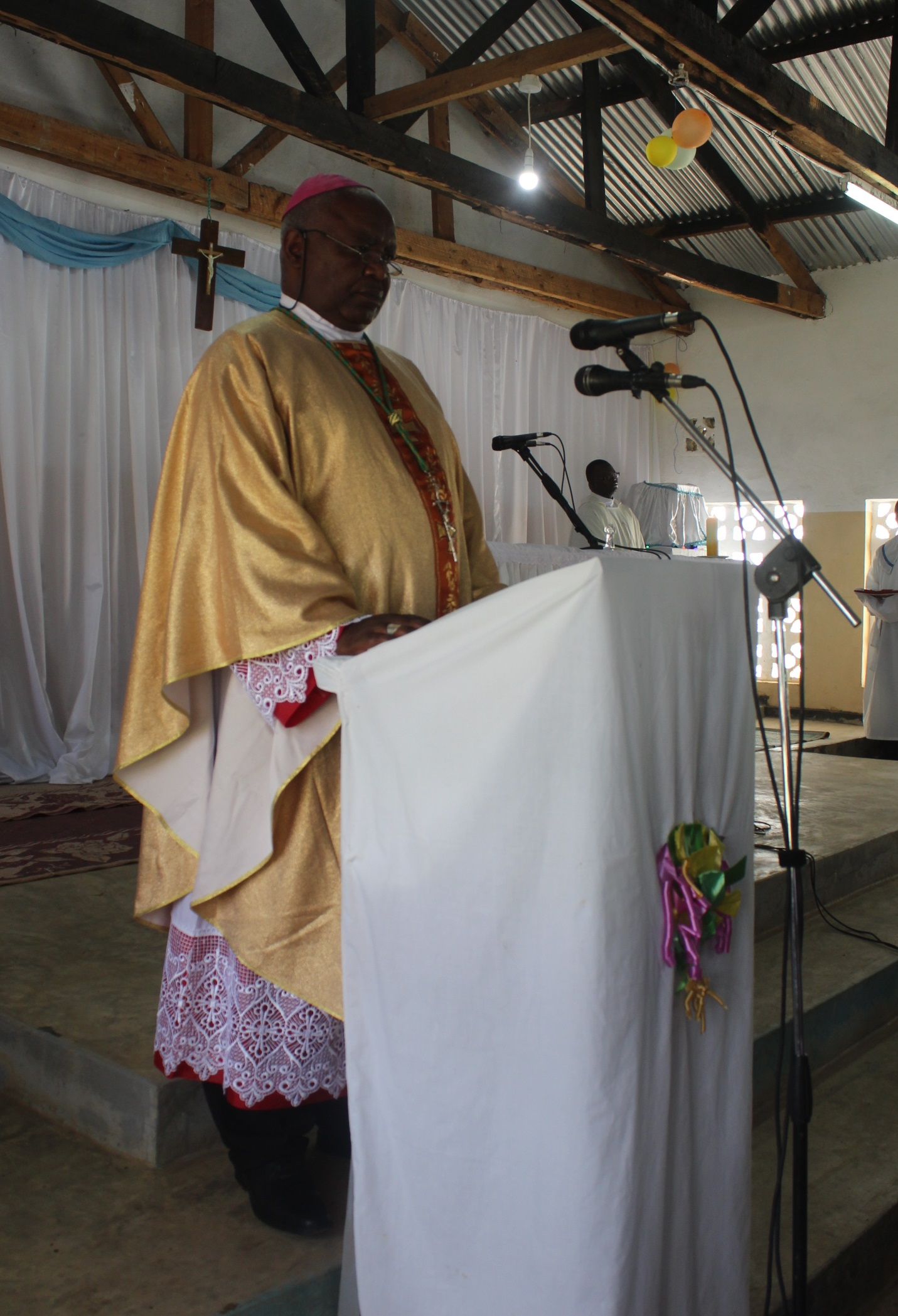 Bishop Mtumbuka Exhorts Christians to Practice their Faith