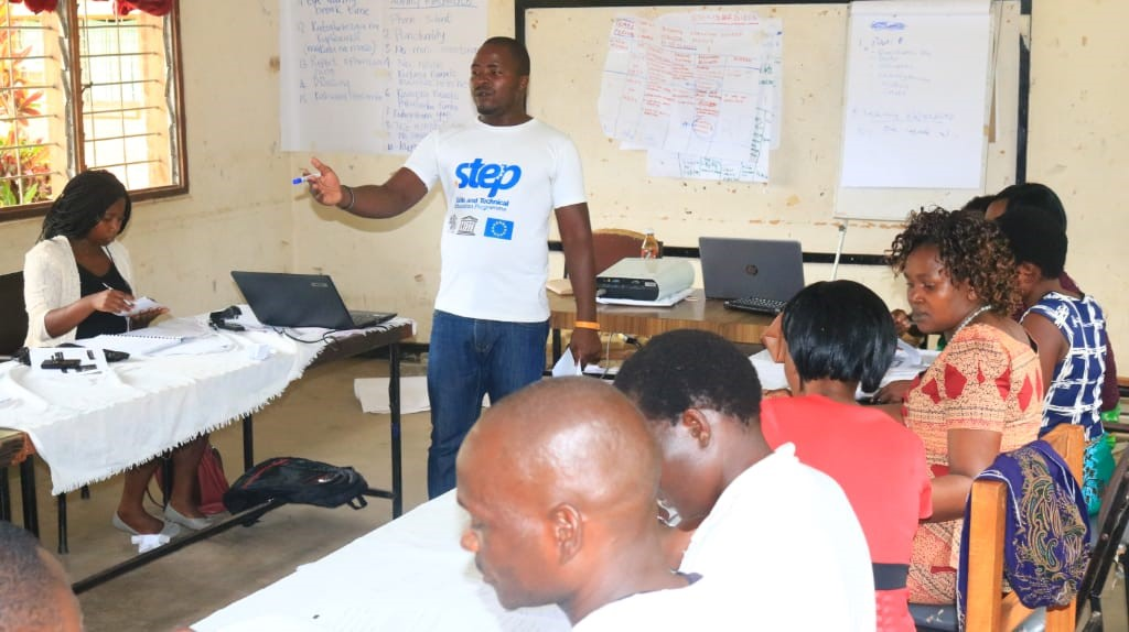 150 Youths to Benefit from Community Based Vocational Skills Project