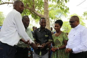 Friend in Need: Katili Primary School Receives a Timely Donation