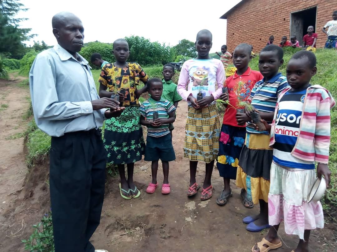 Sunday School Children In Itela Zone Taking Strides In Missio Ad Gentes