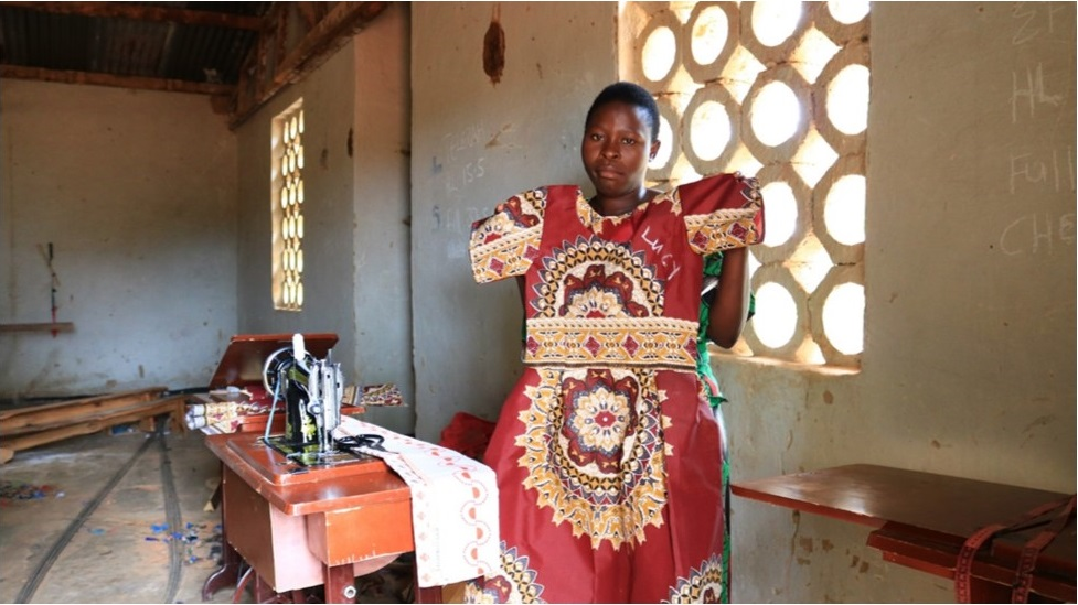 Development Desk's Vocational Skills Programme Gives a New Lease of Life to Women in Chisenga