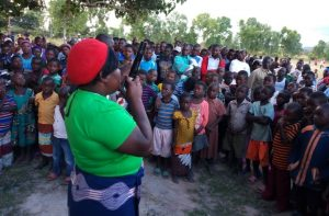 Justice and Peace Desk Drums up Support for Female Candidates in Kameme