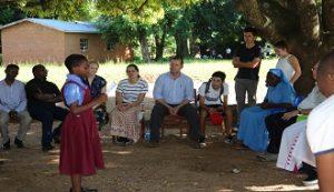 g15 English Speaking Club Exhibitions at Kasantha Parish