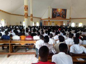 Youth Hold Inter-Parish Vocations Sunday Celebrations