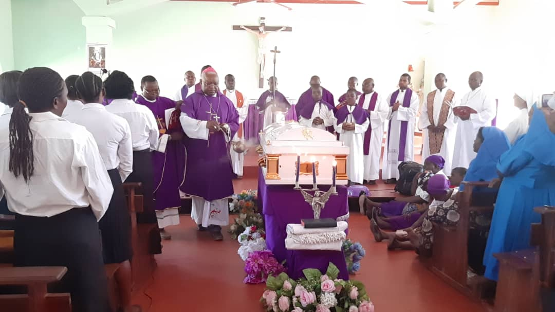 A Flame of Charity Goes Off: Sr. Chipeta Goes to the Father