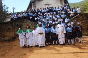 Kaseye Girls Bids Farewell to 92 Form Four Students