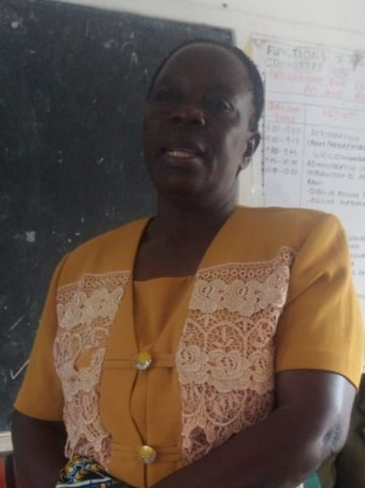 Ethel Mwanza: Newly elected councillor for Nyungwe Ward