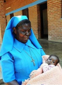 Thousands Mourn and Pay their Last Respect to Sister Chipeta, The Beacon Of Hope.