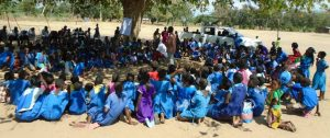 CCJP takes HE4SHE campaign to pupils in Karonga