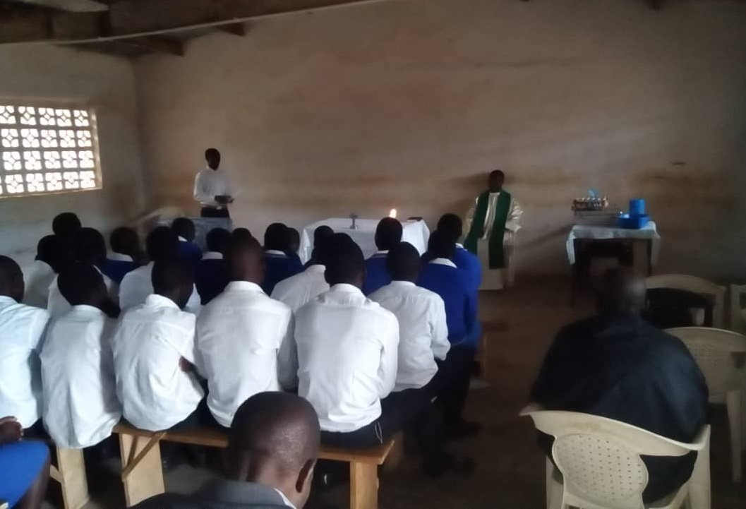 Kalenge YCS Members Urged to Lead Exemplary Life