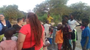 """""""Inperson-Malawi"""" Hands Over a Borehole to St Mary's School for The Blind"""