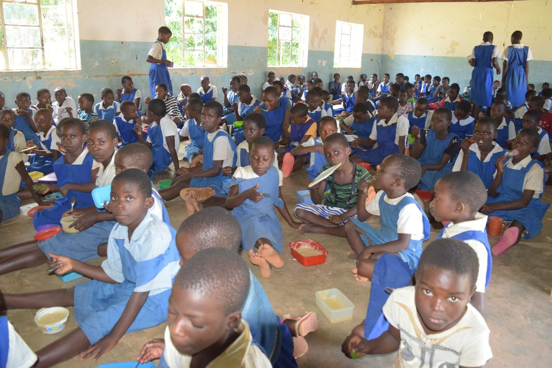 No Food No Education: Lusubilo's School Feeding Programme Promoting Education