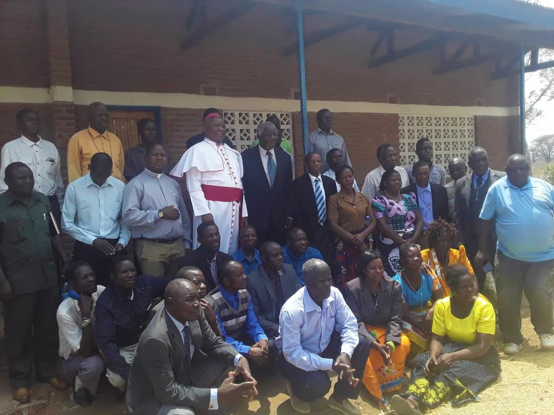 'Parishes Need to Be Closer to the People,' Bishop Mtumbuka