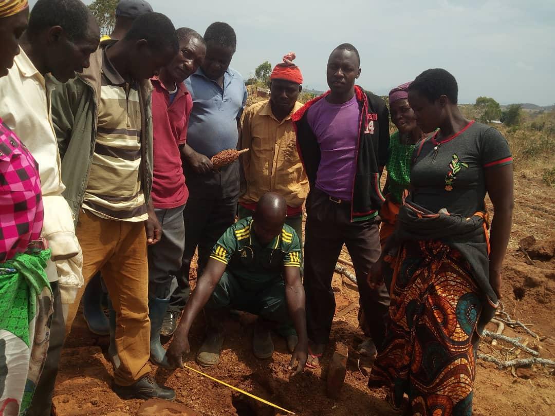 Karonga Diocese Development Desk Trains Sanitation Entrepreneurs