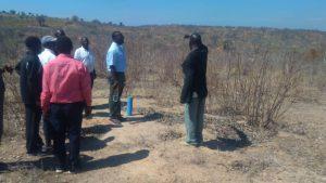 Village Headman Kenani Allocates Land to St Mary's Parish for Church Construction