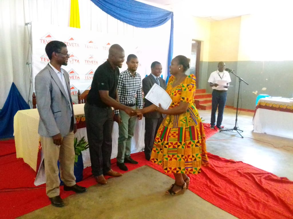 Karonga Diocese-Teveta Grooms 142 Youth in Vocational Skills