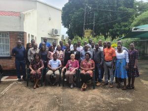 Lusubilo Community Care Pilots Graduation Model