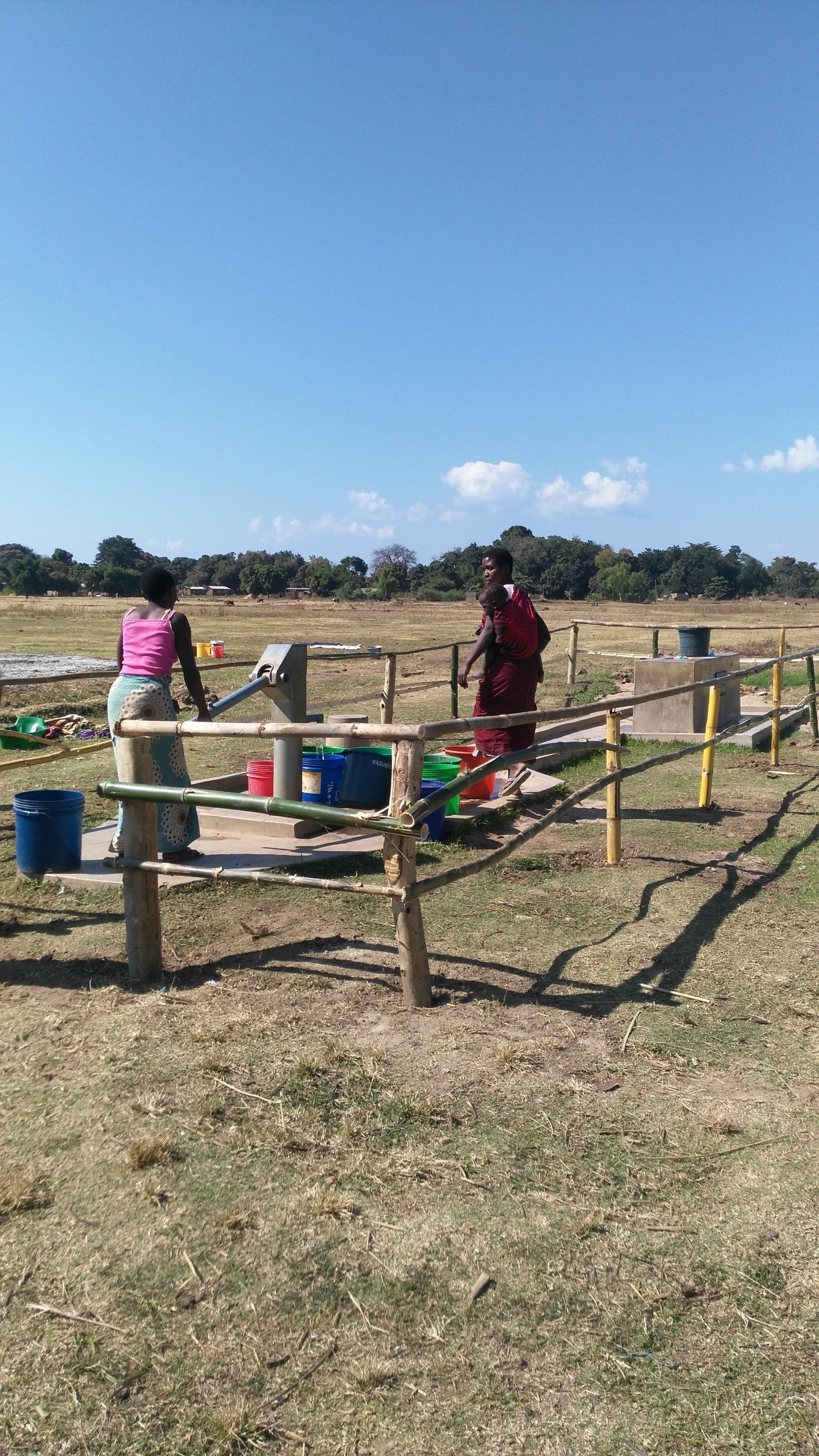 From Contaminated Water to Safe Water; Lusubilo Changing Lives of Many Through Provision of Clean Water