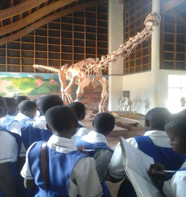St. Mary's Karonga Girls Secondary School in Educational Visit to Karonga Museum