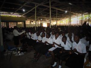 Sunday School Children Lead Epiphany Liturgy