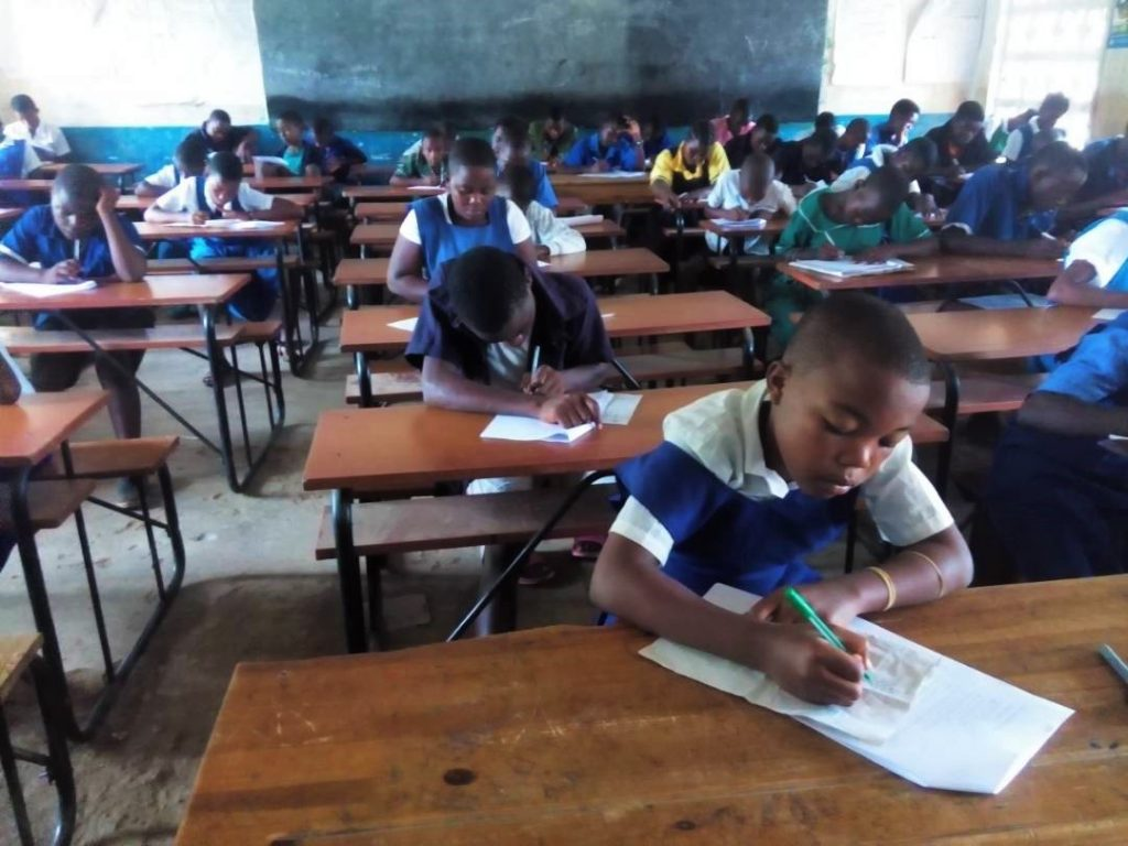 Picture of File photo: Examinations in progress