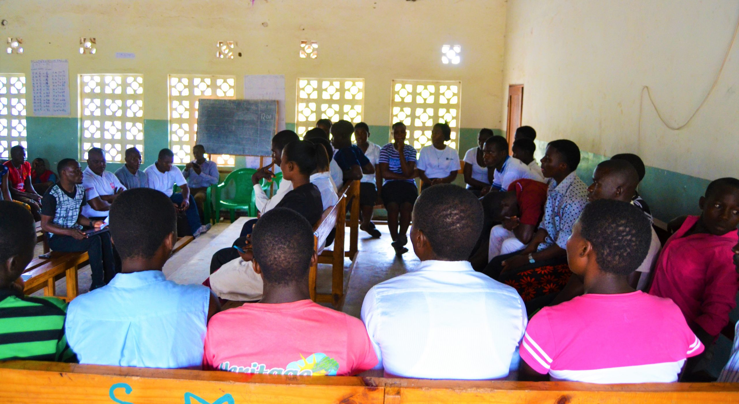 Karonga Diocese Youth Chaplaincy Helping Youths to Develop Strong Faith