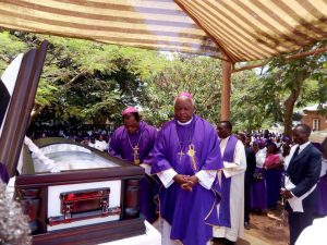 Bishop Mtumbuka Describes the Death of Bishop Kanyama as a Great Loss