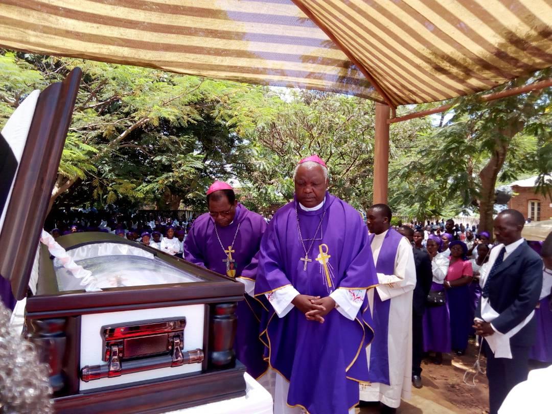 Bishop Mtumbuka Describes the Death of Bishop Kanyama as a Great Loss
