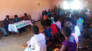 Justice and Peace Desk Empowers Women to Defend Their Rights