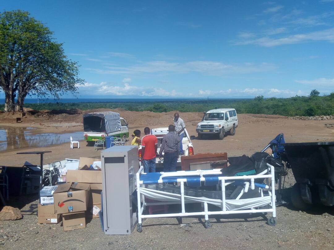 Medical Missionaries Donate Assorted Pieces of Medical Equipment to Karonga Diocese