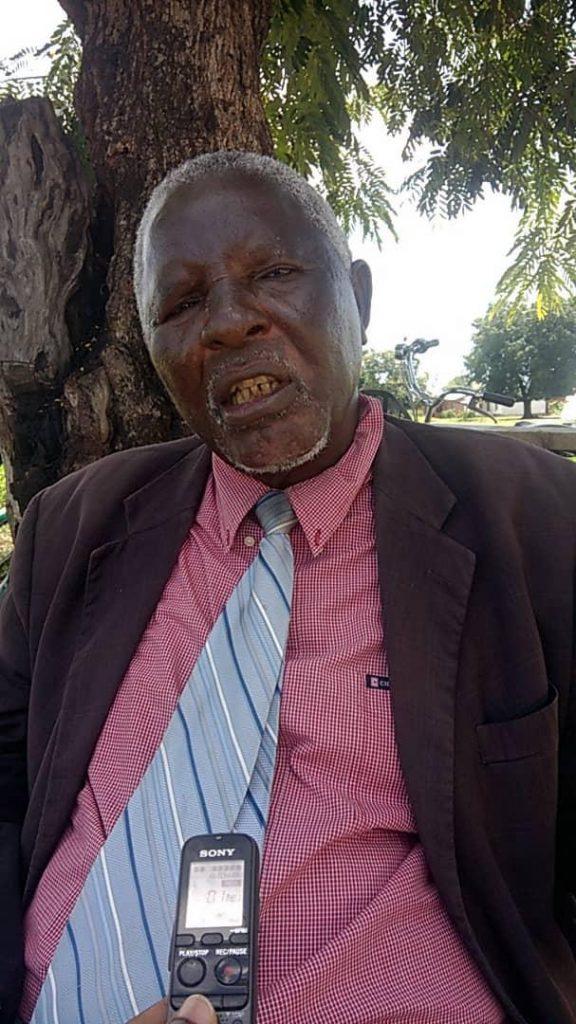 Senior Traditional Authority Mwirang'ombe