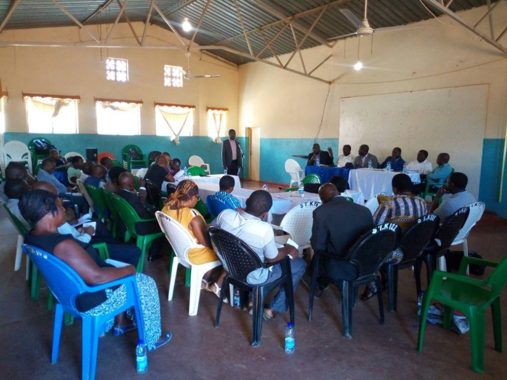 Panel discussion in Chitipa